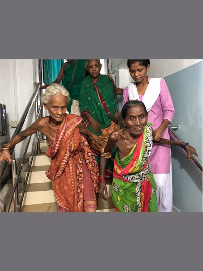 Patients operated by Dr Agrawal in rural region in India